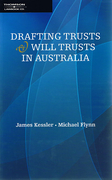 Cover of Drafting Trusts and Will Trusts in Australia