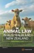 Cover of Animal Law in Australia & New Zealand
