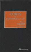 Cover of Torts in Commercial Law