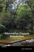 Cover of Alternative Dispute Resolution