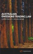 Cover of Australian Emissions Trading Law