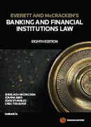 Cover of Everett & McCracken's Banking and Financial Institutions Law