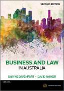 Cover of Business and Law in Australia