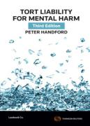 Cover of Tort Liability for Mental Harm