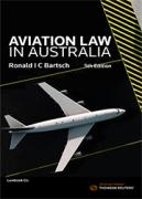 Cover of Aviation Law in Australia
