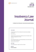 Cover of Insolvency Law Journal: Parts Only