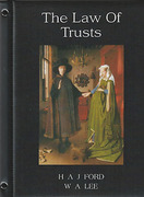 Cover of The Law of Trusts Looseleaf