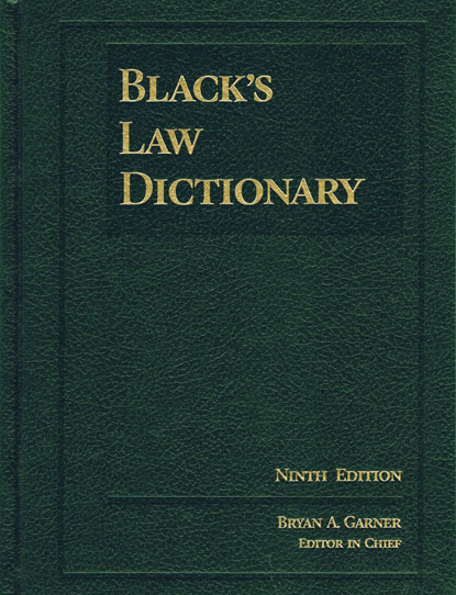 Law Dictionary & Black's Law Dictionary, 2nd Ed. • The Law ...