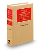 Cover of Quinn's Uniform Commercial Code Commentary and Law Digest