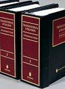 Cover of Transnational Litigation: A Practitioner's Guide Looseleaf