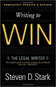 Cover of Writing to Win: The Legal Writer