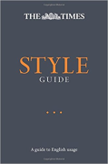Cover of The Times Style Guide