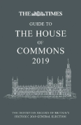 Cover of The Times Guide to the House of Commons 2019