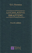 Cover of Legislative Drafting