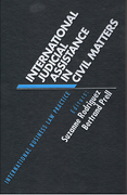 Cover of International Judicial Assistance in Civil Matters