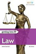 Cover of Getting into Law