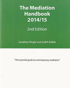 Cover of The Mediation Handbook 2014/15