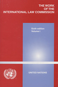 Cover of The Work of the International Law Commission