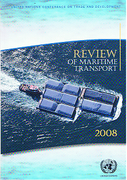 Cover of Review of Maritime Transport 2008