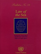 Cover of Law of the Sea: Bulletin Subscription