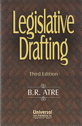 Cover of Legislative Drafting: Principles and Techniques