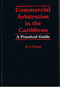 Cover of Commercial Arbitration in the Caribbean: A Practical Guide