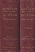 Cover of Key and Elphinstone's Compendium of Precedents in Conveyancing 13th ed: Volumes 1&2