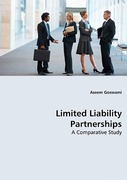 Cover of Limited Liability Partnerships: A Comparative Study