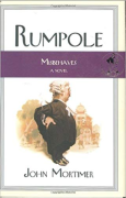 Cover of Rumpole Misbehaves