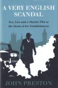 Cover of A Very English Scandal: Sex, Lies and a Murder Plot at the Heart of the Establishment