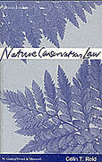 Cover of Nature Conservation Law