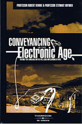 Cover of Conveyancing in the Electronic Age: The Full Legal Implications of ARTL