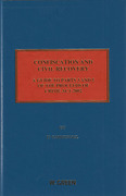 Cover of Confiscation and Civil Recovery: A Guide to Parts 3 and 5 of the Proceeds of Crime Act 2002