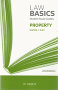 Cover of Law Basics: Property