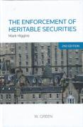 Cover of The Enforcement of Heritable Securities
