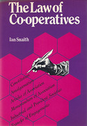 Cover of The Law of Co-operatives