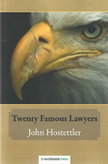 Cover of Twenty Famous Lawyers