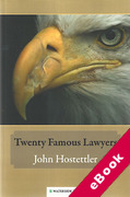 Cover of Twenty Famous Lawyers (eBook)