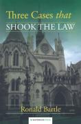 Cover of Three Cases that Shook the Law