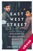 Cover of East West Street: On the Origins of Genocide and Crimes Against Humanity (eBook)