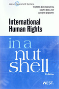 Cover of International Human Rights in a Nutshell