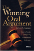 Cover of The Winning Oral Argument: Enduring Principles