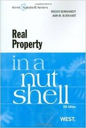 Cover of Real Property in a Nutshell