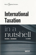 Cover of International Taxation in a Nutshell