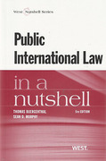 Cover of Public International Law in a Nutshell