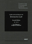 Cover of Cases and Materials on Insurance Law (American Casebook Series)