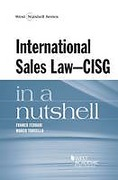 Cover of Ferrari and Torsello's International Sales Law - CISG - in a Nutshell