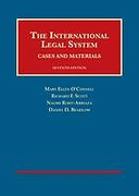 Cover of The International Legal System: Cases and Materials