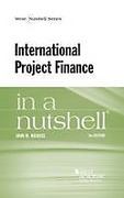 Cover of International Project Finance in a Nutshell