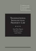 Cover of Transnational Intellectual Property Law